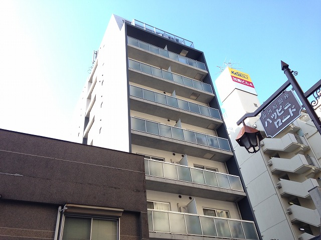 マイスターハウス川崎外観写真