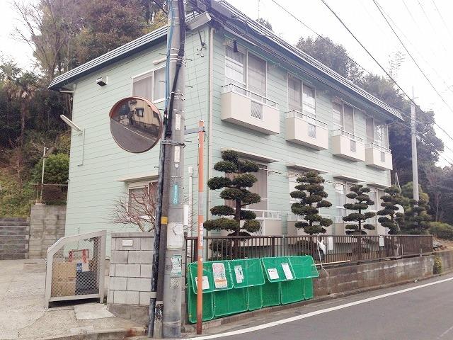 カルム大倉山外観写真