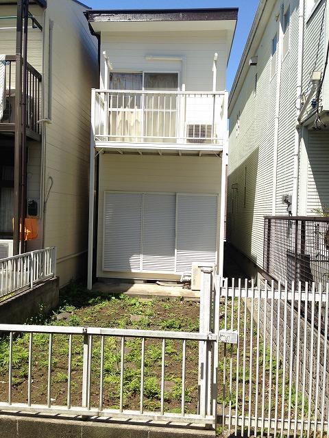 日吉本町2丁目戸建外観写真
