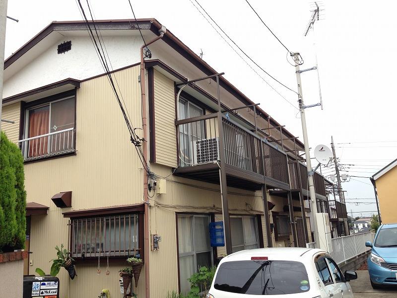 田辺テラスハウス外観写真