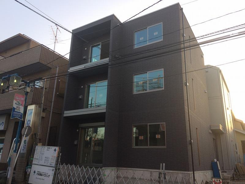 (仮称)日吉本町計画外観写真