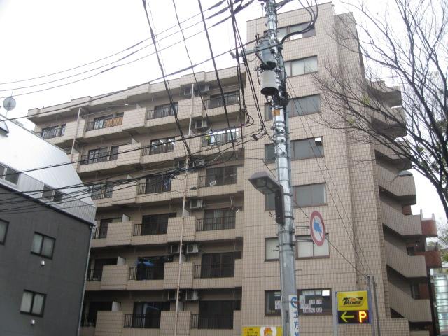 第1島田ビル外観写真