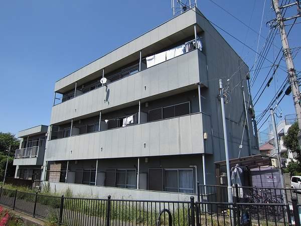 リバーサイドキヨシA外観写真