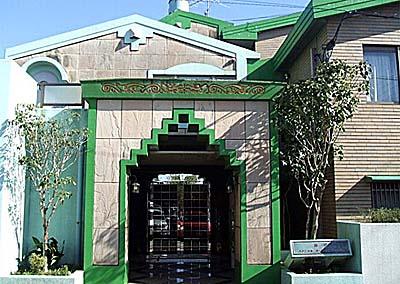 神代バタニカルガーデンズマンション外観写真