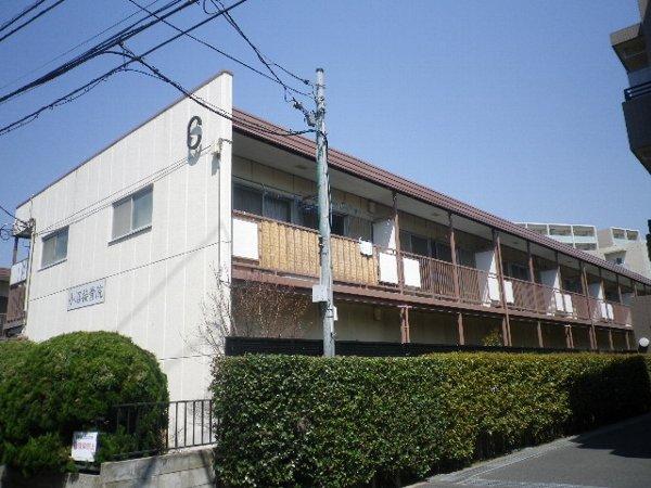 冨岡コーポC棟外観写真