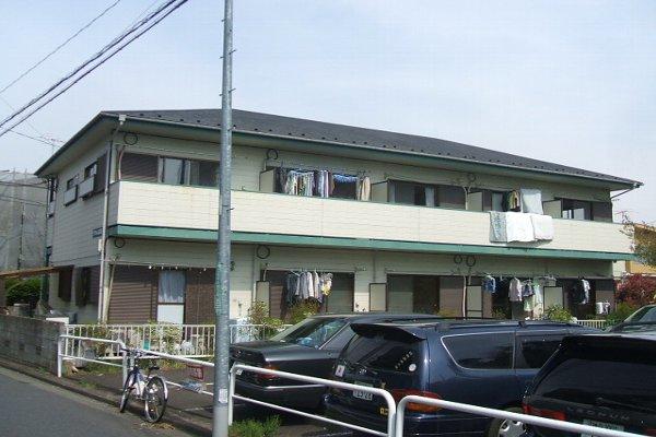 グリーンハイム成城外観写真