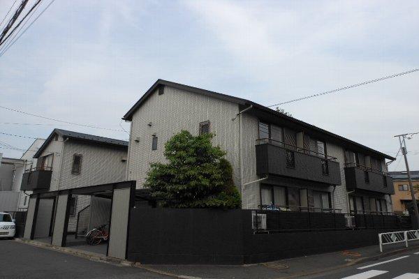 成城サイドヒル外観写真