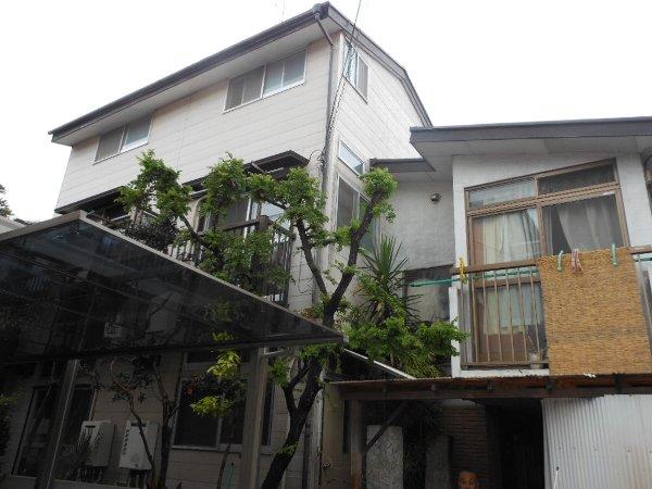 山崎テラスハウス外観写真