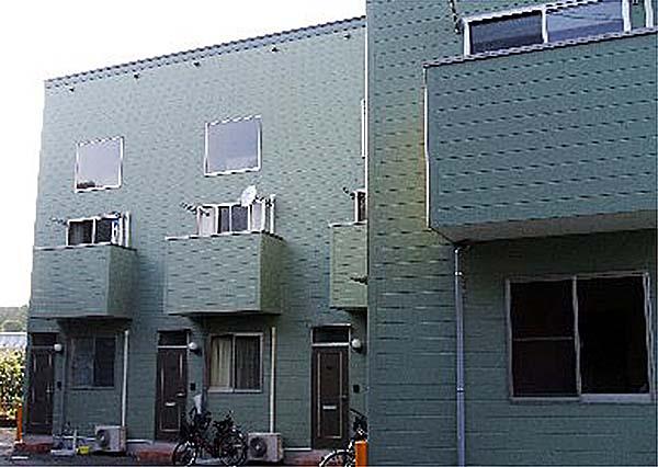 ポテトハウス外観写真