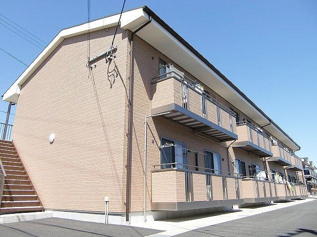 アビタシオン駅南A外観写真