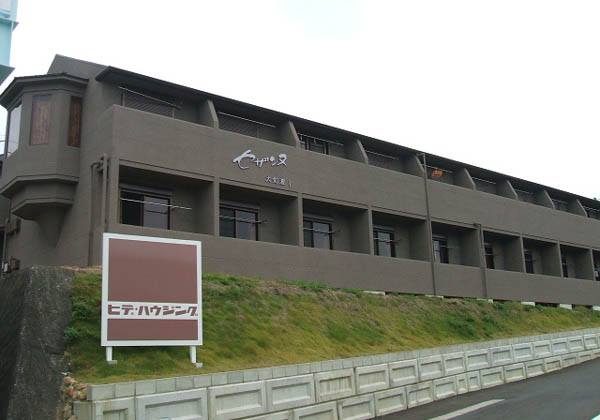 セザンヌ大知波1外観写真