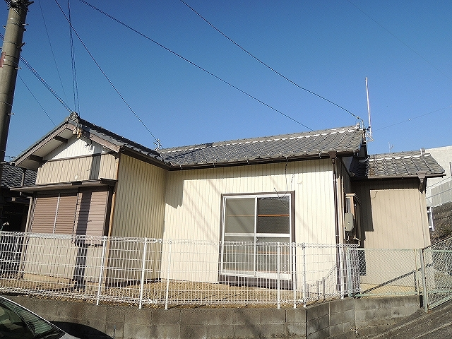蜆塚借家(南)外観写真