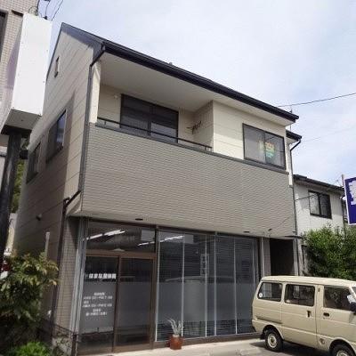 東伊場アパート外観写真