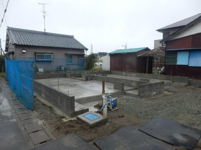 (仮)南区高塚町ガレージハウス外観写真