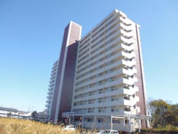 ビレッジハウス浜松タワー外観写真