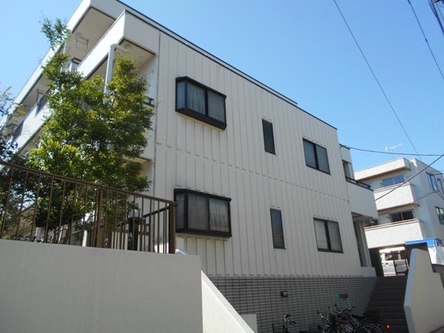 パールシティ桜川外観写真