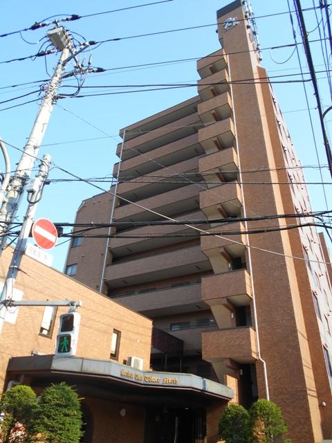 三高・ツインタワー・ノース外観写真