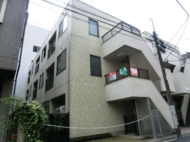 原田ハイツB棟外観写真