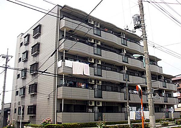 KサンライトマンションⅢ外観写真