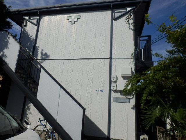 エスタシオン外観写真