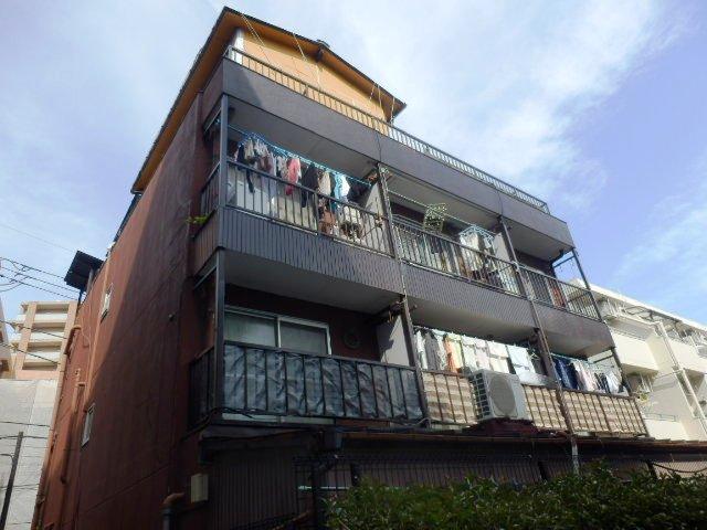 サンライズマンション外観写真