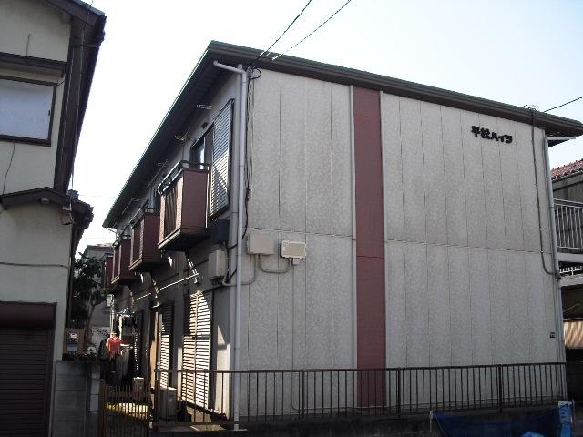 平松ハイツ外観写真