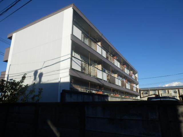 上野マンション外観写真