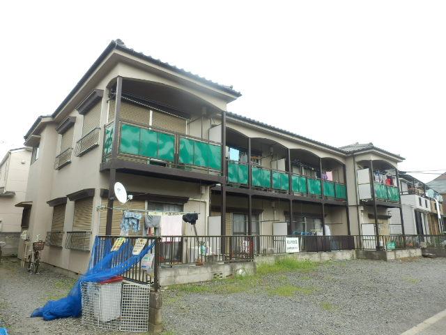第3ヤマキ荘外観写真