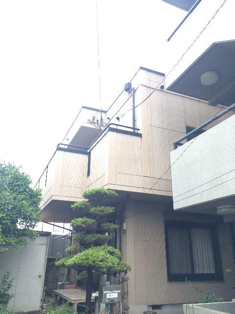 高松戸建住宅2F外観写真