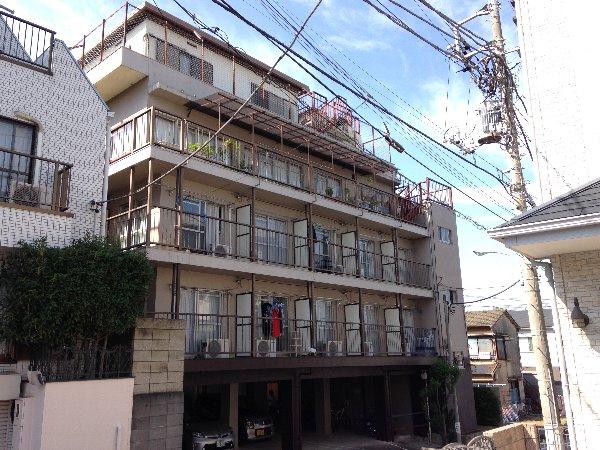 駒崎マンション外観写真