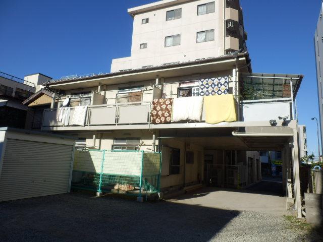 ニュー須田ハイツ外観写真