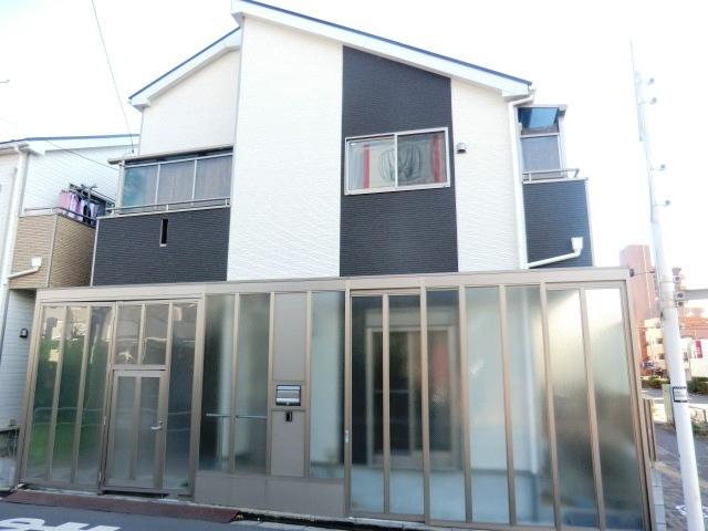 赤塚新町ハウス外観写真