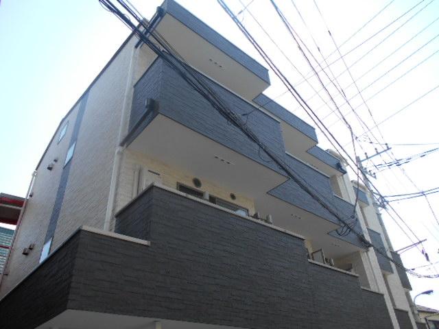 ラ・アヴェニール東武練馬外観写真