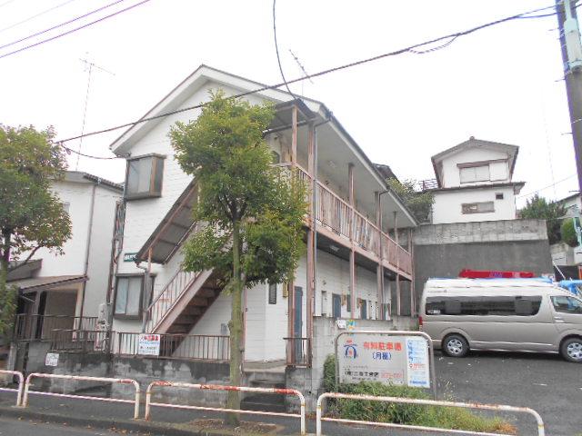 徳丸第7藤ハイツ外観写真
