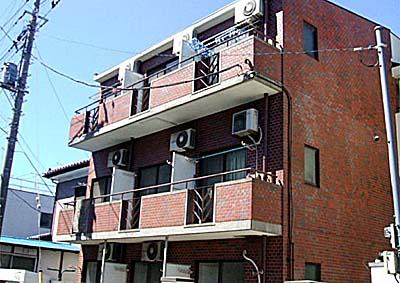 シティパレス鴻巣2外観写真