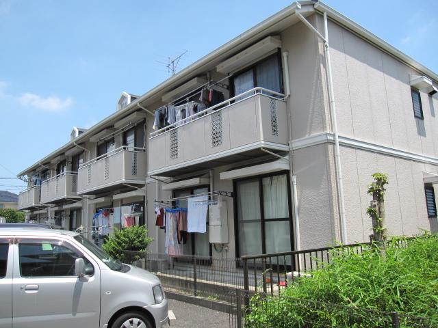 ハイツUU Ⅱ外観写真