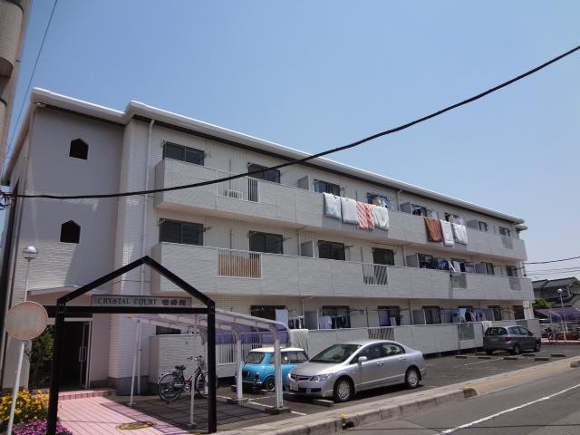 CRYSTAL COURT 壱番館外観写真