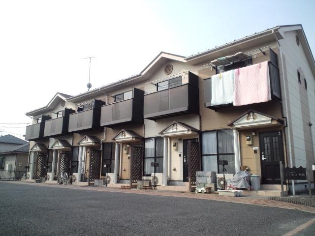 TIFOSO川島外観写真