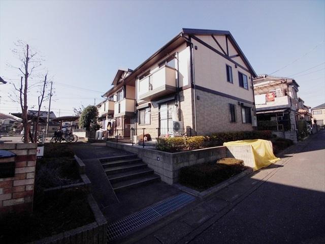 氷川house 2番館外観写真