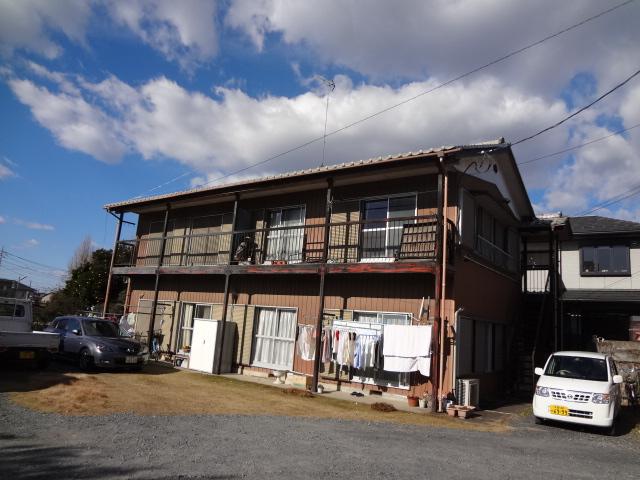 須賀アパート外観写真