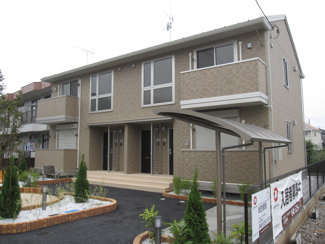 モダンヒル弐番館外観写真