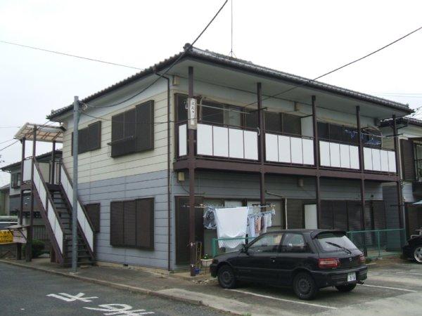 黒須コーポ外観写真