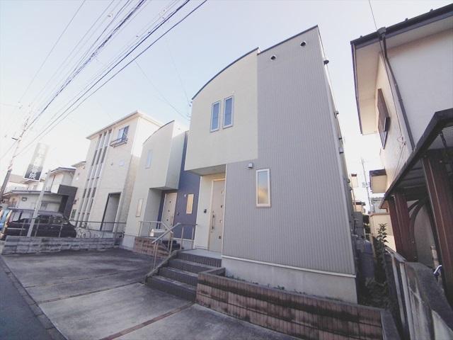 上尾市小泉三井住宅 A外観写真