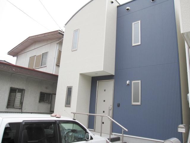 上尾市小泉三井住宅B外観写真
