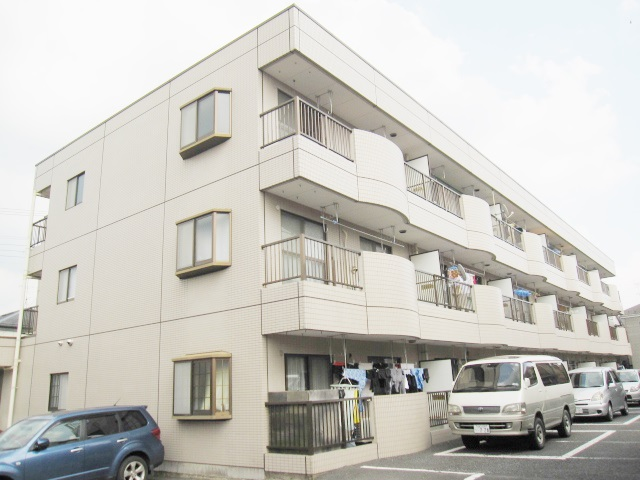 桶川昭和ビル外観写真