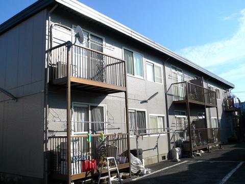 沼田ファミリーハウス外観写真