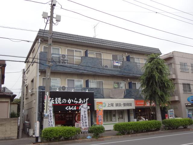 マンション新井外観写真