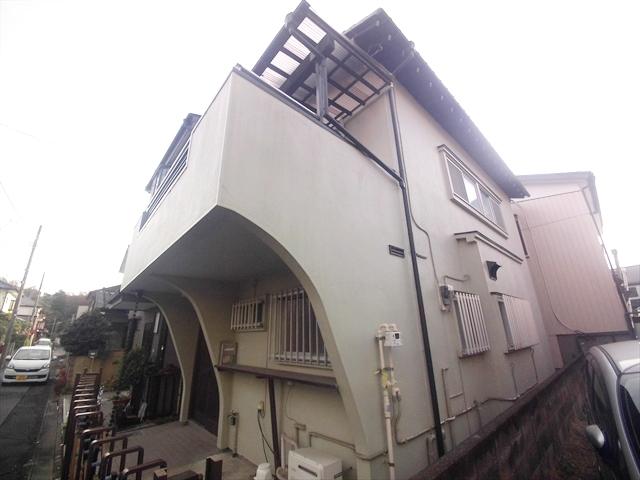上尾市南戸建外観写真