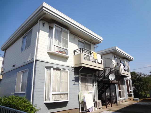 グリーンピア上野外観写真