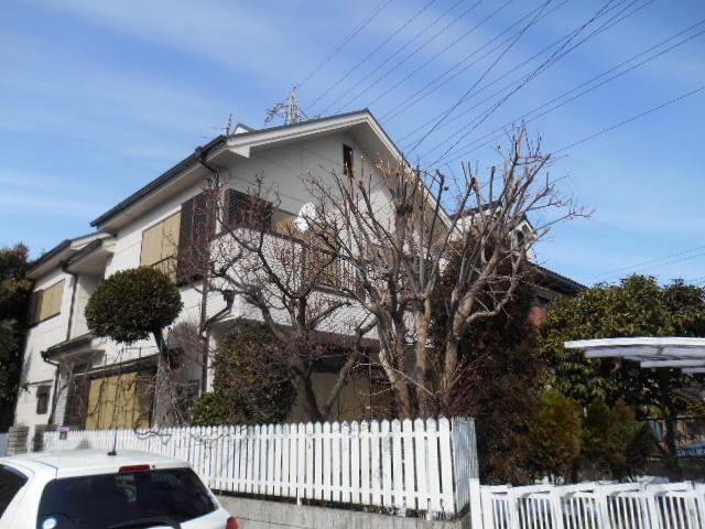 上田邸貸家外観写真